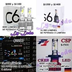 Cree Led C6 16.000 lumenes de potencia por Kit