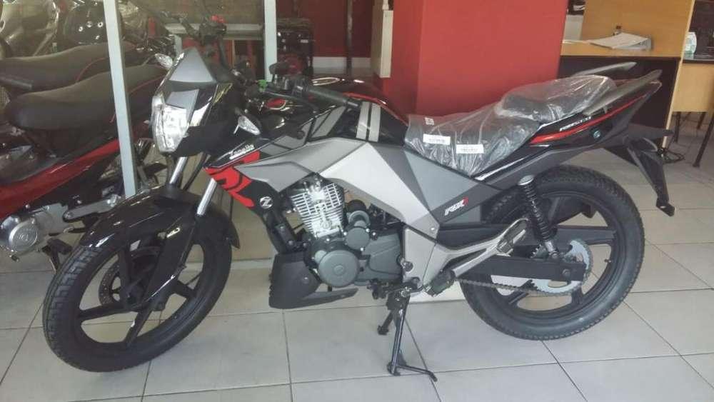 Rx1 200 Nuevo Modelo Zanella 0km