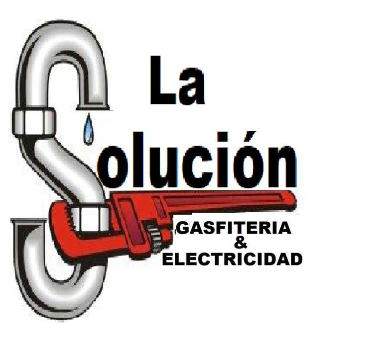 LA SOLUCION GASFITERO ELECTRICISTA PISCINAS, BOMBAS DE AGUA,TERMAS SOLARES, JACUZZIS ENTEL 972190486