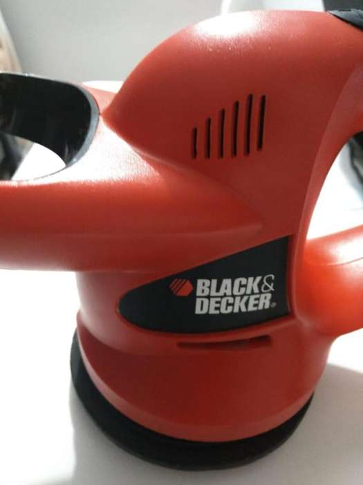 Pulidora Marca Black & Decker (Usada)