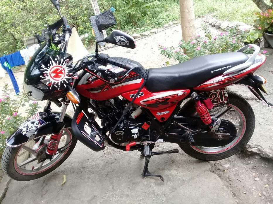 Discover 125 Modelo 2008