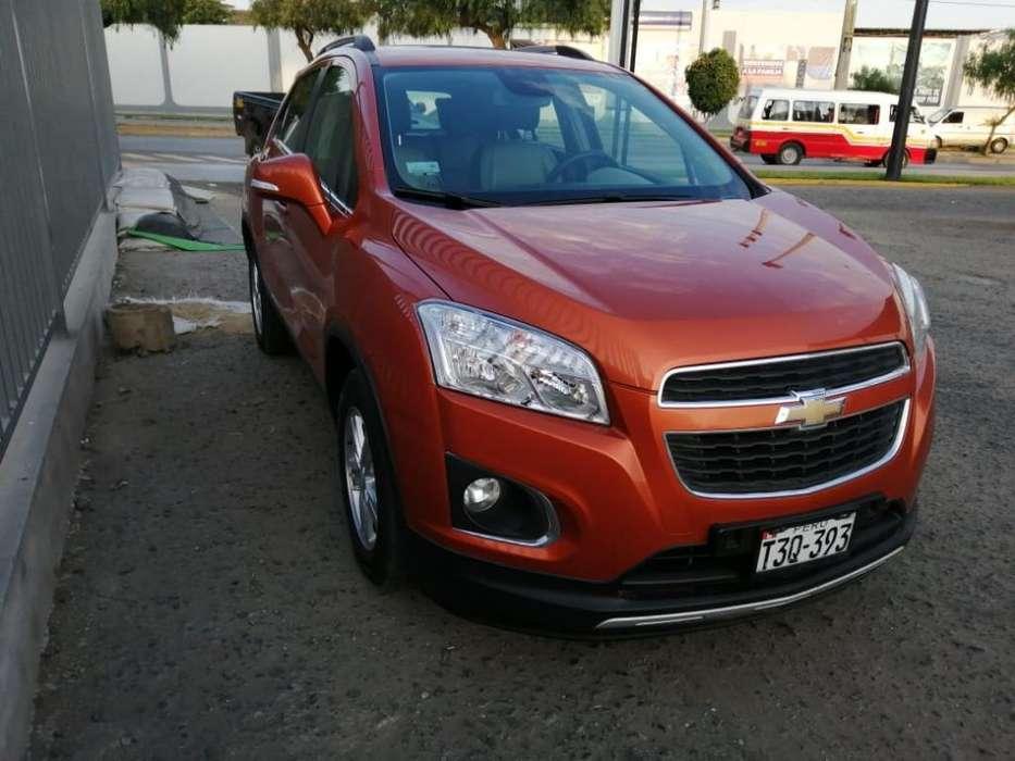 Chevrolet Tracker 2015 - 20000 km