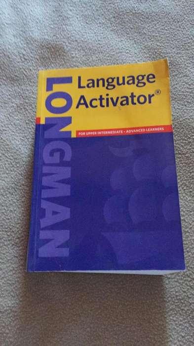 Longman Language Activator Diccionario