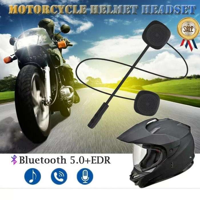 Bluetooth para Casco de Moto