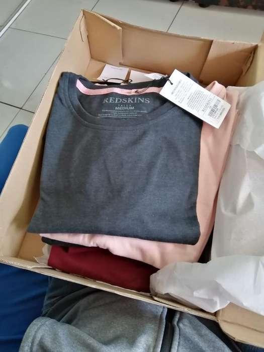 Vendo Camisetas Básicas