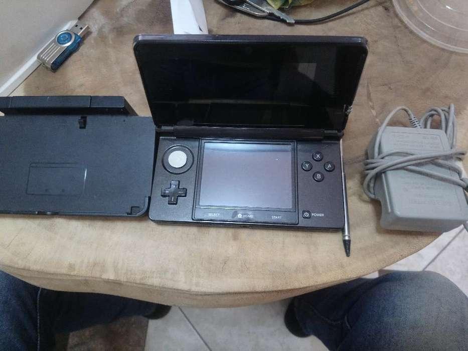 3ds con 10 Juegos O Cambio por Wii