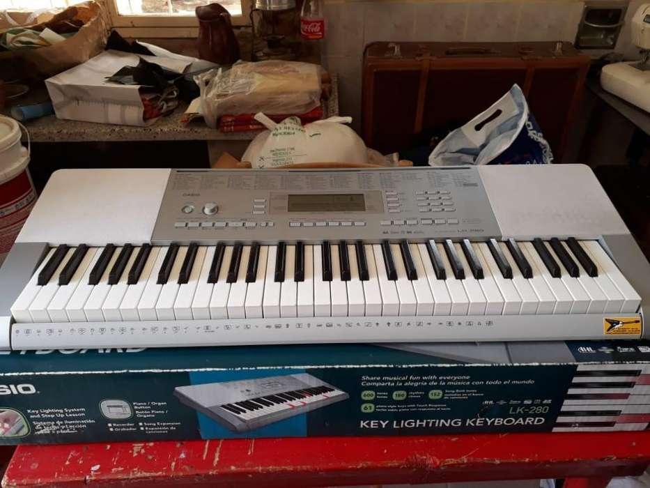 Organo Casio Lk 280