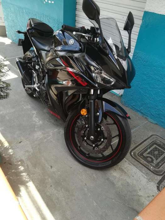 Yamaha R3 placa E de rionegro