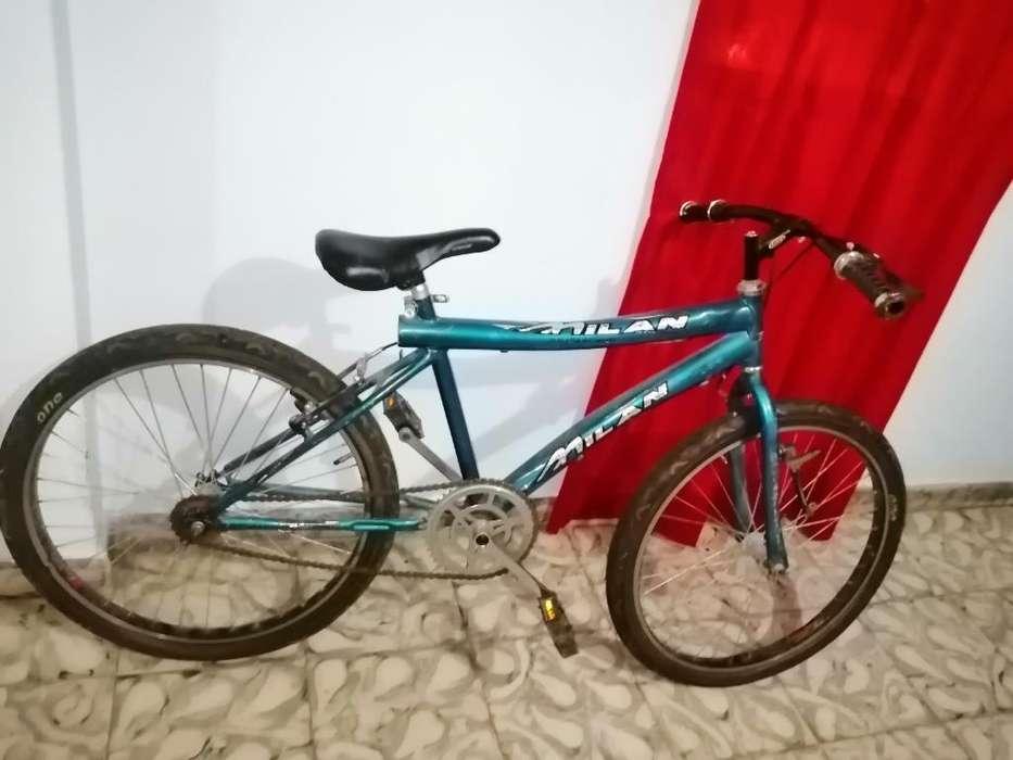 Vendo Bicicleta Milan