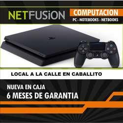 Ps4 Playstation 4 Slim 1 Tb Nuevas