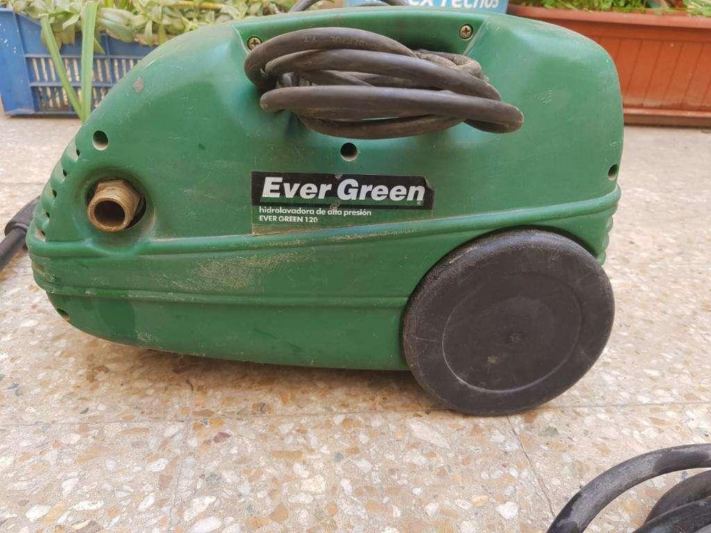 Hidrolavadora Ever Green
