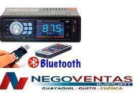 RADIO BT DESMONTABLE CON USB , SD , RADIO , AUX DE OFERTA