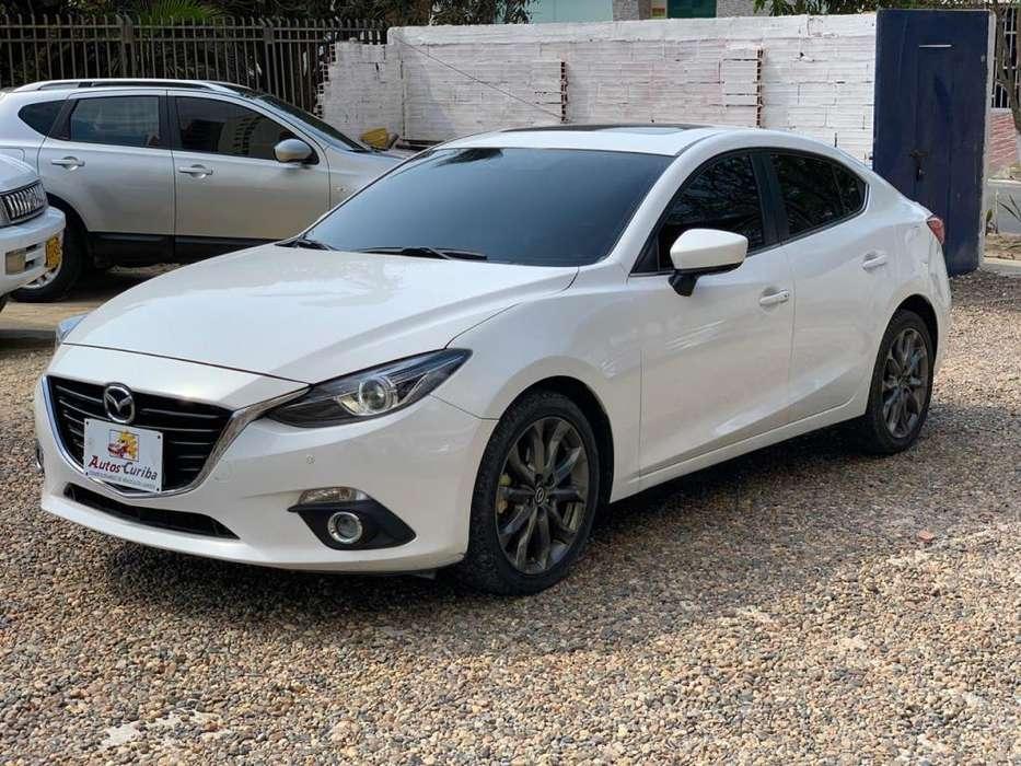 Mazda 3 2015 - 74000 km