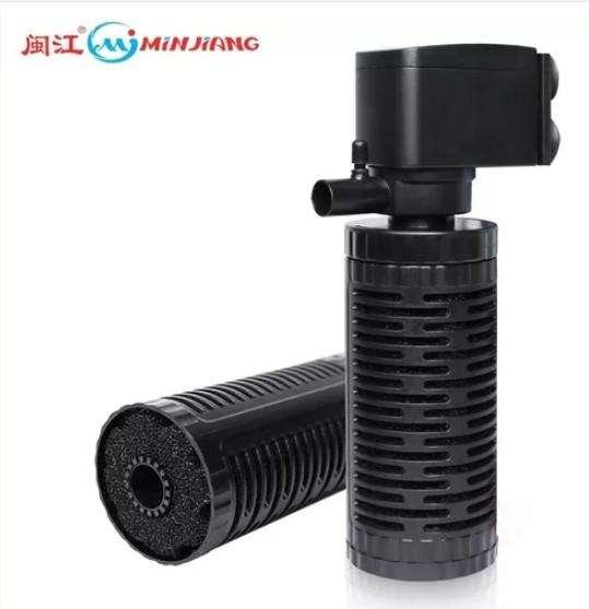FILTRO PARA PECERA 650 L/H ACUARIO PECES NSF800 AQUARIUM (433)