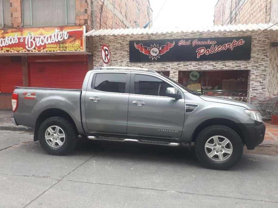 Ford Ranger 2014 - 69500 km