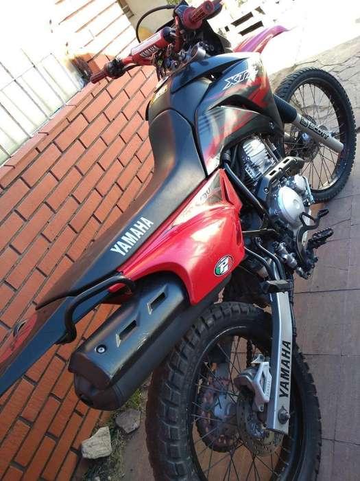Vendo O Permuto <strong>yamaha</strong> Lander Xtz 250