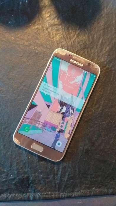 Samsung S6 Flat 32gb Pantalla Nueva