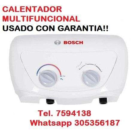 DUCHA ELÉCTRICA VENTA DE CALENTADOR DE PASO USADO MARCA BOSCH A 220v What 3053536187