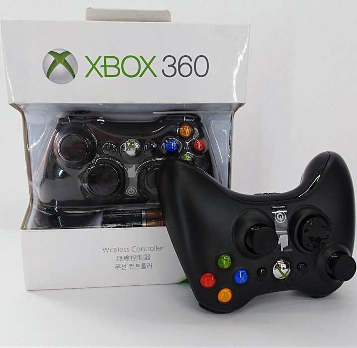 Control Xbox 360 Nuevo Replica Aaa