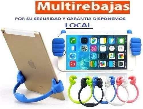 Soporte Manitos Para Celular, Tablet, Ipad Soporte Celular