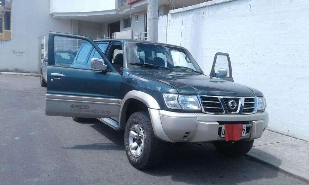Nissan Patrol  2001 - 310000 km