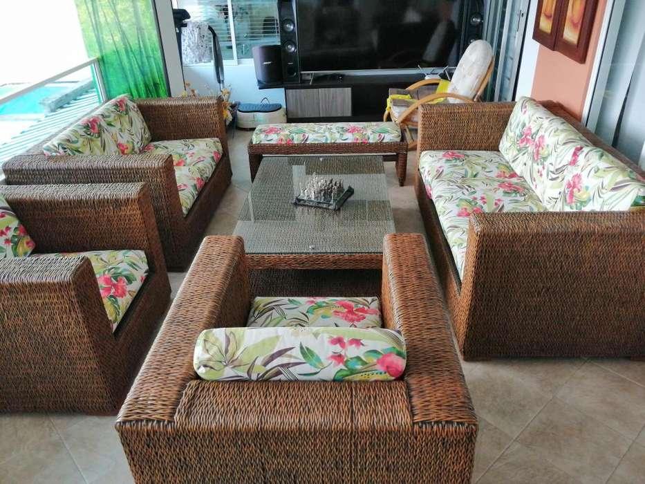 Muebles en Rattan
