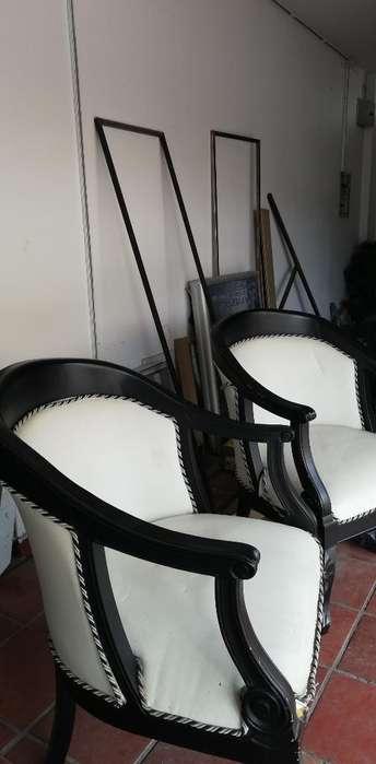 <strong>silla</strong>s Cedro Tipo Colonial