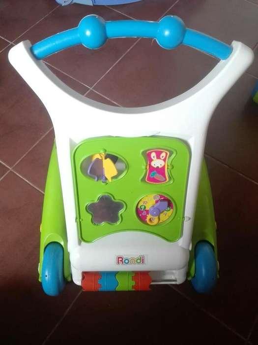 Caminador Andador Rondi Didactico