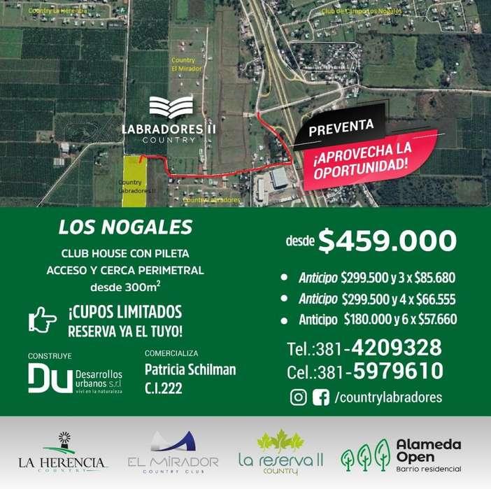 INVERTI EN PESOS EN CUOTAS FIJAS - PREVENTA LABRADORES 2