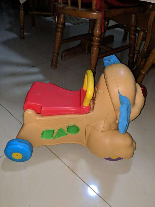 Perrito Fisher Price