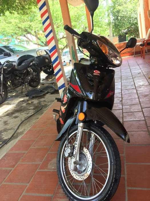 Moto Active 110 2012
