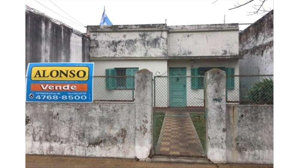 Chivilcoy 6032 - UD 130.000 - Casa en Venta