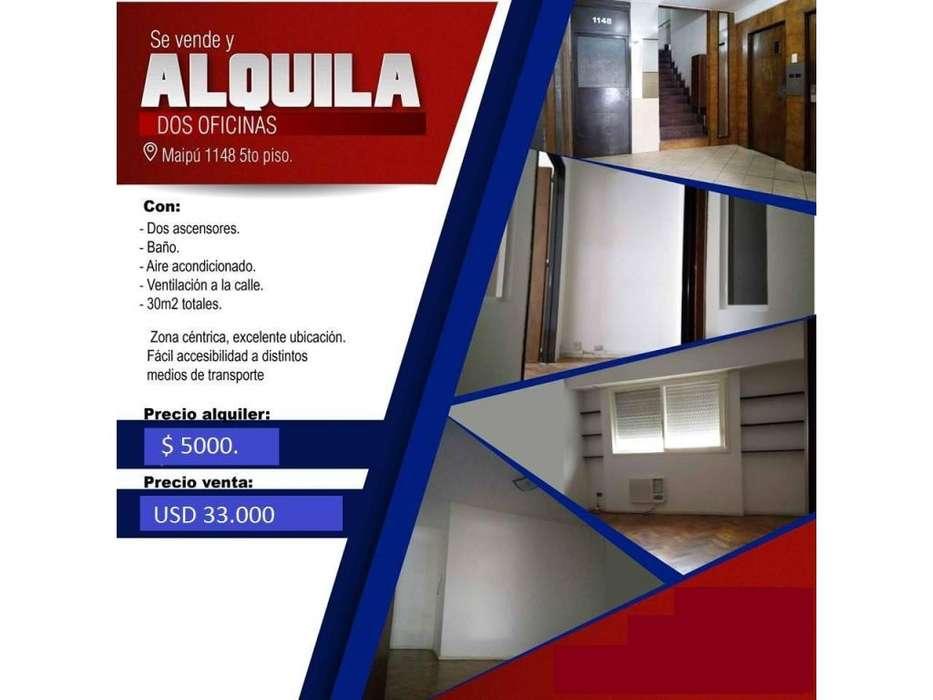 Oficina Maipu 1100
