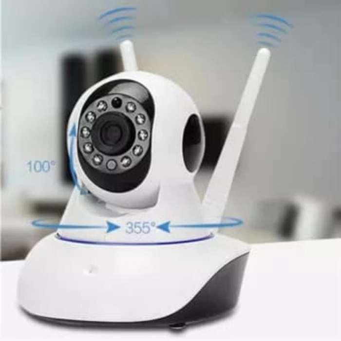 Camara Robotica Vision Nocturna Wifi