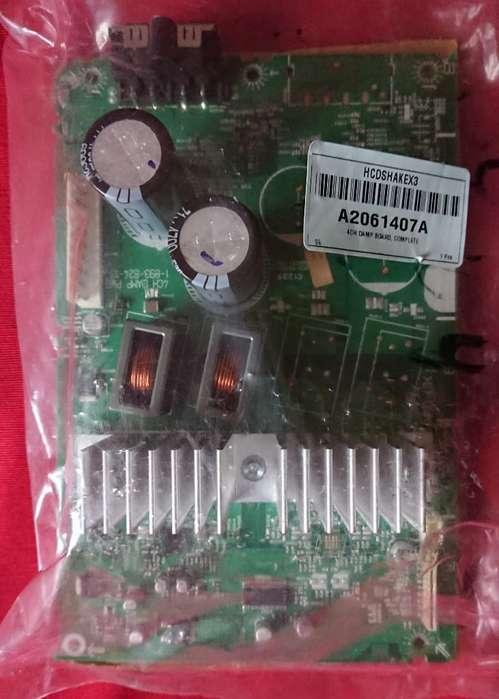Placa D.amp Sony Shakex3
