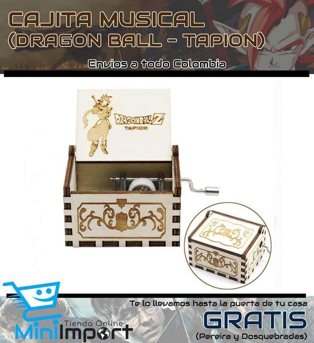 CAJITAS MUSICALES