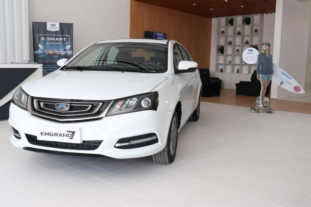 Geely Emgrand X7 2019 - 0 km