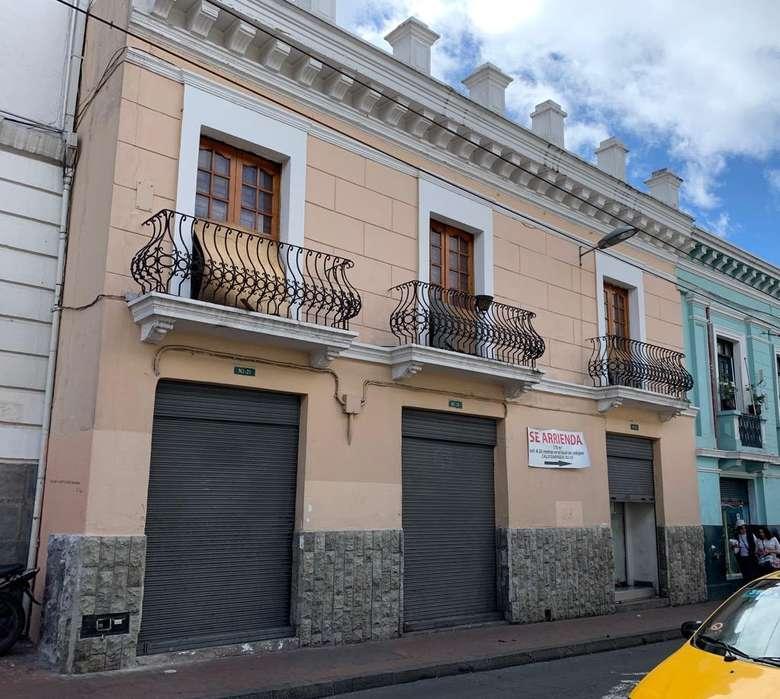 Local Comercial en Renta Centrohistorico