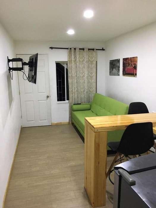 Alquiler Apartamento Amoblado dias semanas mes laurles medellin