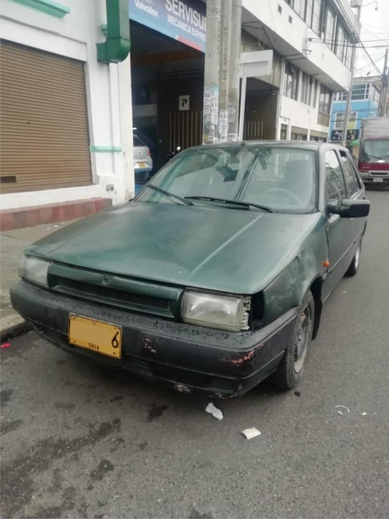 Fiat Tipo Modelo 1995 151.000 Km