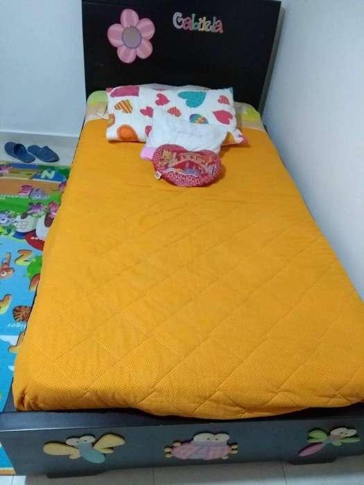 Se vende 2 camas una sencilla y una doble usada