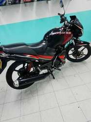 Yamaha Ybr 125 Modelo 2011 Solo Tarjeta