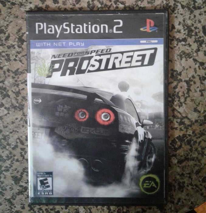 Juego de Play Station 2 Need For Speed