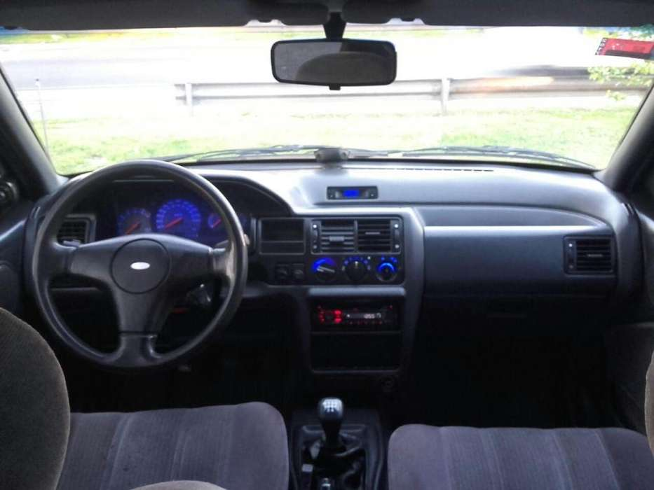 Interior Ford Orion Ghia