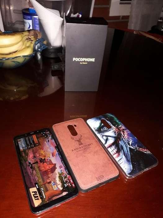 Smartphone Gamer Pocophone F1 Xiaomi