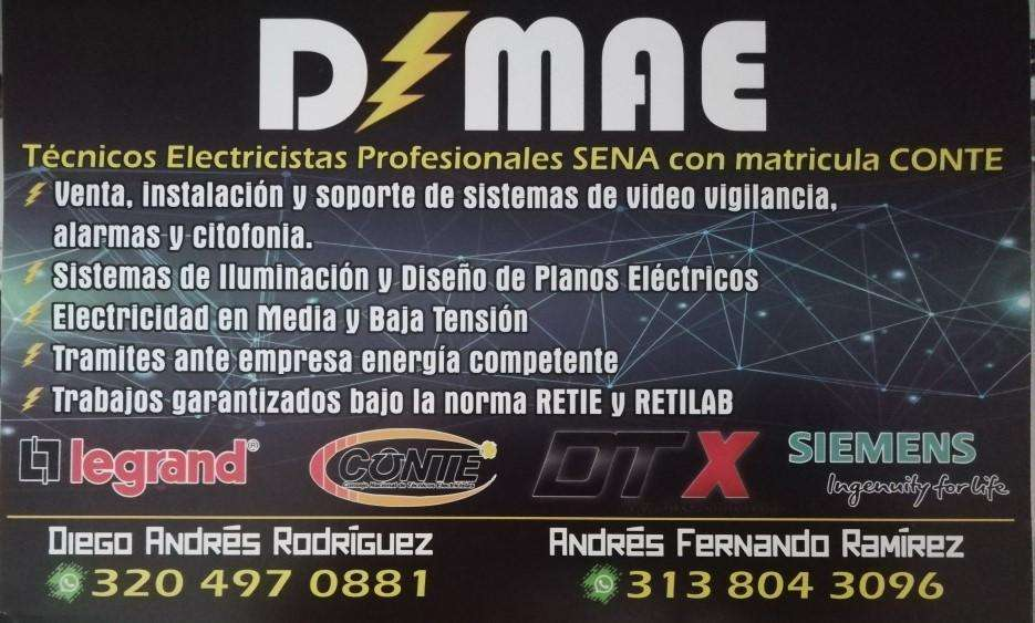 Servicio Tecnico electricista