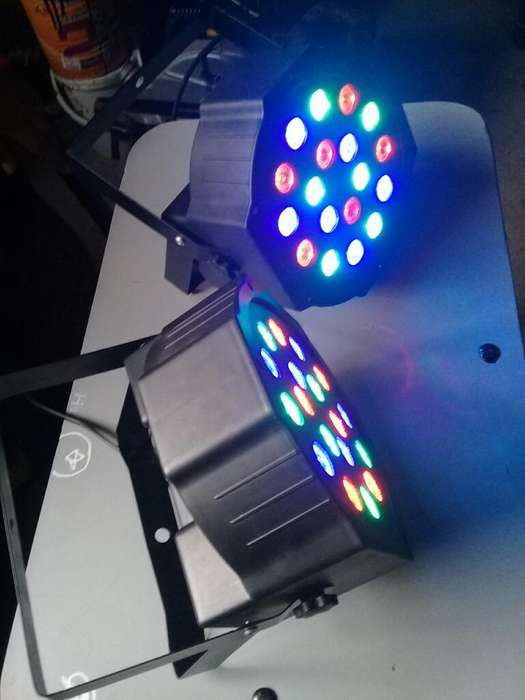 Tachos Luces Led
