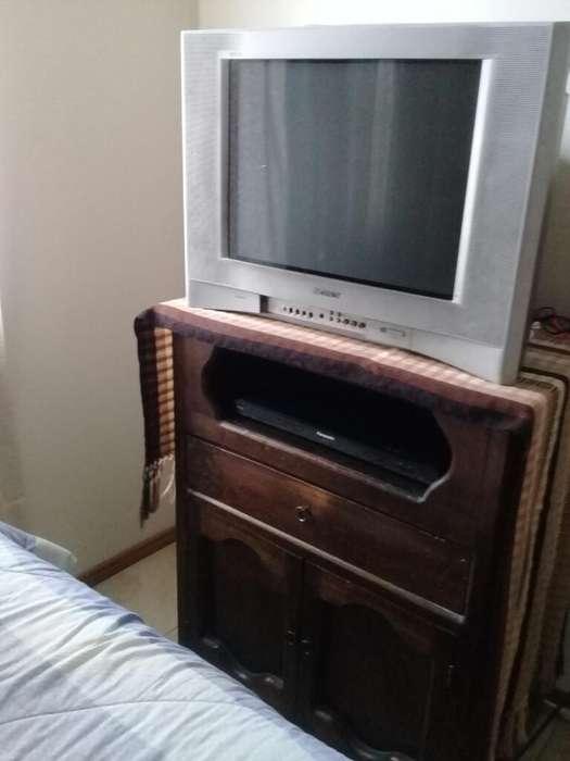 Vendo O Cambio Tv Sony Dvd Y Mueble