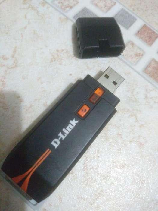 Receptor Usb Wifi para Pc