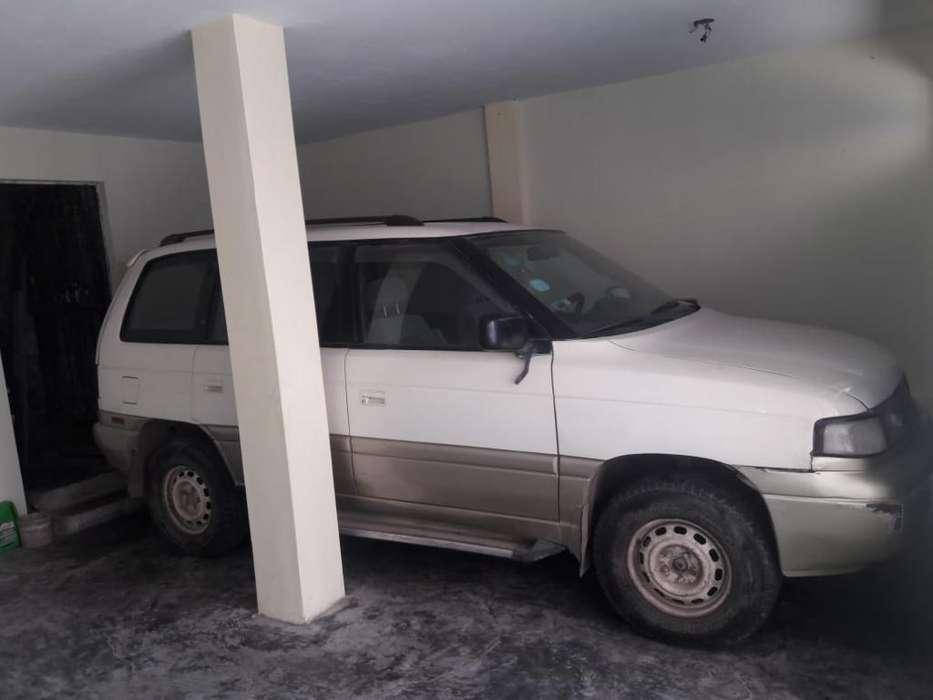 Mazda MPV 1997 - 300000 km
